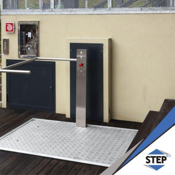piattaforma elevatrice minipocket bari