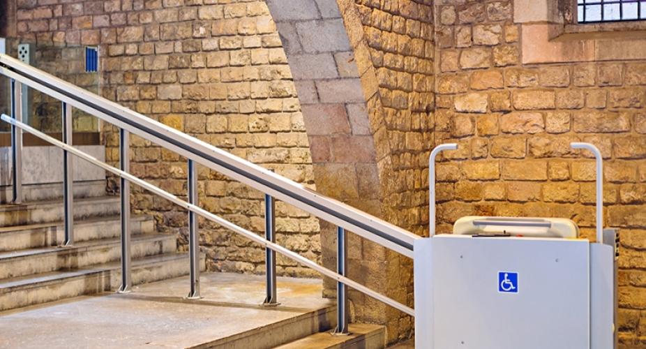 Abbattimento delle barriere architettoniche nel glossario di edilizia libera