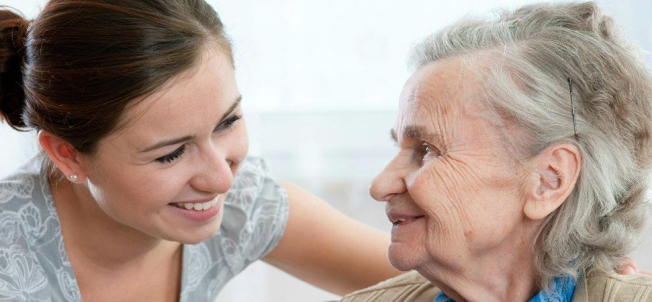 Assistere un genitore anziano