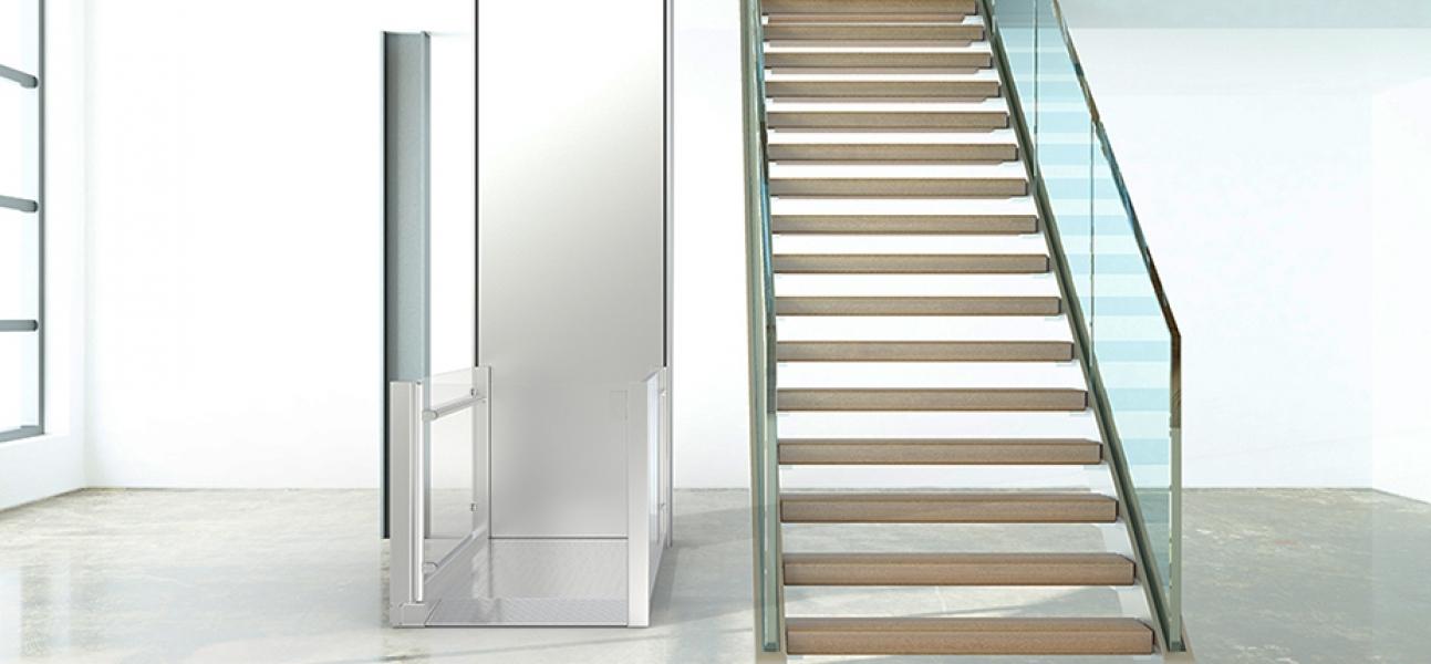 Le barriere architettoniche sono presenti anche in casa: le piattaforme elevatrici