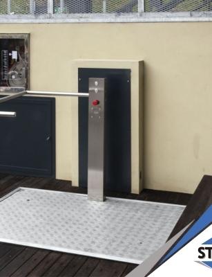 Piattaforma Elevatrice miniPOCKET